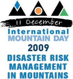 Internationl mountain day